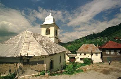Rosia Montana Biserica