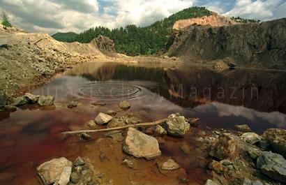 Rosia Montana Peisaje