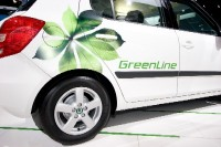 masina verde