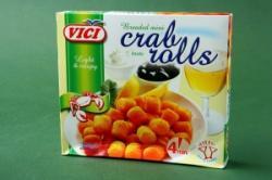 crab rolls cu aditivi