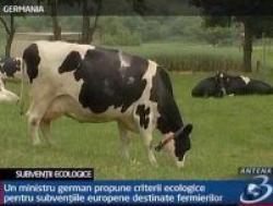criterii ecologice pentru subventii