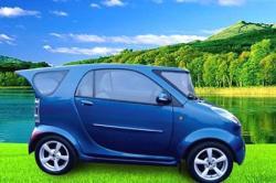 masina cu zero emisii