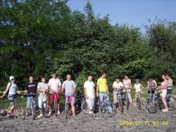 Invitatie la pelerinaj pe bicicleta