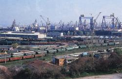 poluare in portul constanta