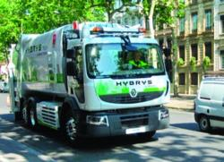 camioane hibrid