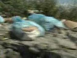 pedespre pentru aruncarea deseurilor