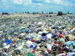 Groapă ecologică de milioane deschisă la Sighişoara