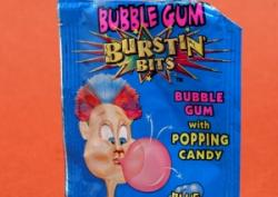 guma de mestecat sintetica