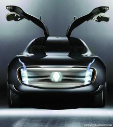 hibrid de la Renault