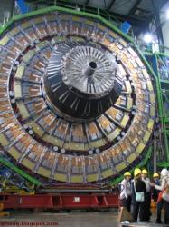 LHC cel mai mare experiment din lume