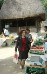 produse ecologice in hypermarket