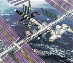 satelit cu panouri solare