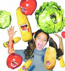 fructe si legume contaminate chimic