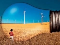 padurea de turbine de eoliene