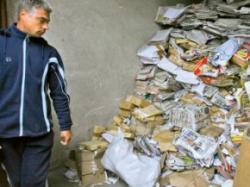 reciclarea hartiei