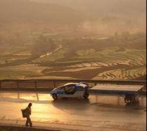 vehicul solar - turul lumii