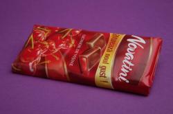 novatini - ciocolata cu aditivi