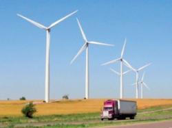 turbina eoliana pe perna margnetica