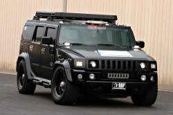 7. Hummer H2