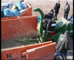 brazi de craciun reciclati