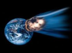 ciocnirea unui asteroid de terra
