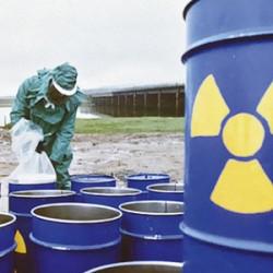 Se construieste un depozit de deseuri radioactive in judetul Constanta