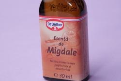esenta de ulei cu arome sintetice