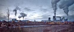 poluare datorata industriei