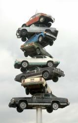 cimitir de masini
