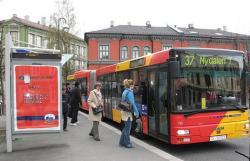 ¤ Transportul in comun din Oslo se va alimenta din canalizare !!!