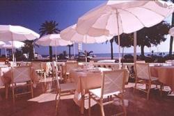terasele de pe plaja