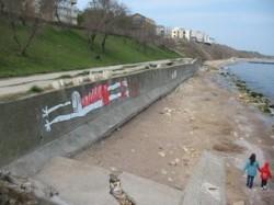 Ecologizare pe faleza Dunării
