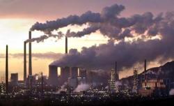 Un oras poluat