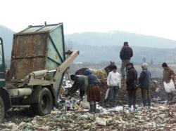 depozit de gunoi