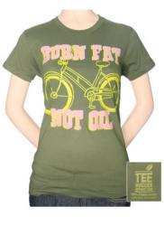 """Burn Fat, Not Oil"""