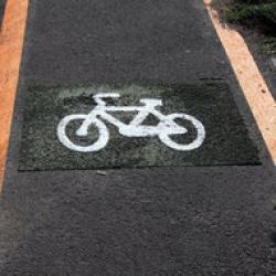 acces cu biciclete