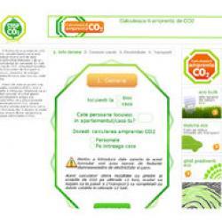 amprenta de carbon