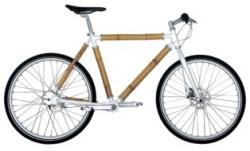 bicicleta din bambus