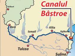 canalul bastroe