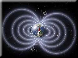 campul magnetic al Terrei