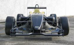 F3 racing car