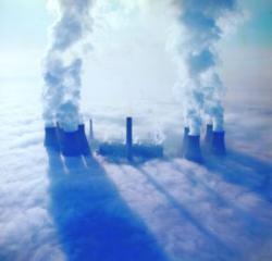 Statie de producere a combustibilului fosil