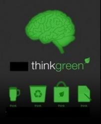 gandeste verde