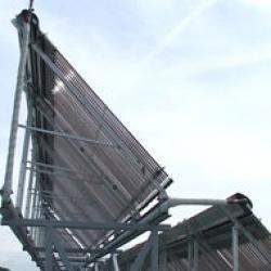 hotel cu panouri solare