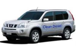 Nissan X-Trail Clean-diesel