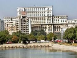 Concurs de proiecte pentru reamenajarea spaţiului verde din faţa Palatului Parlamentului