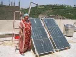 panouri solare in suburbii