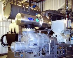pompa pentru energie geotermica