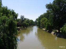Canal pe Bega