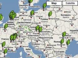 harta verde